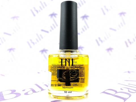 TNL Масло для кутикулы (лимон) 10 мл.