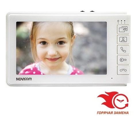 Видеодомофон Novicam SMILE 7C (ver.4422)