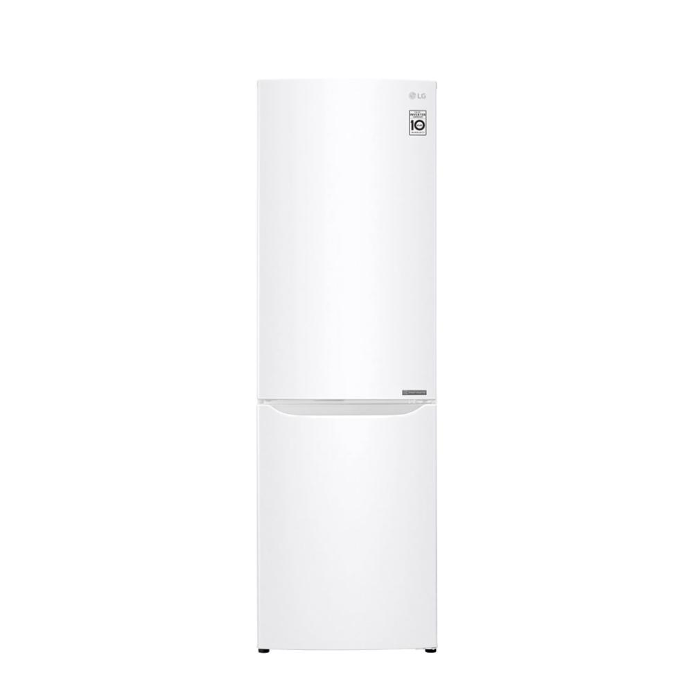 Холодильник LG с умным инверторным компрессором GA-B419SWJL фото