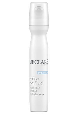 Восстанавливающий гель для кожи вокруг глаз с массажным эффектом (ролик)