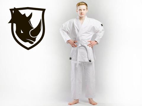 Кимоно карате RHINO. Размер 40-42. Рост 150.