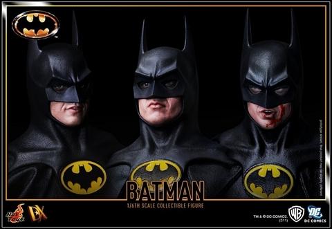 Batman - 1989 Batman Michael Keaton DX