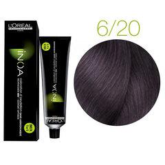 L'Oreal Professionnel INOA 6.20 (Темный блондин интенсивный перламутровый) - Краска для волос