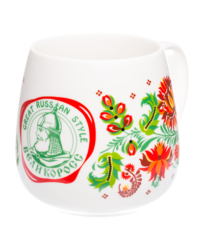 """VELIKOROSS mug """"Red summer"""""""