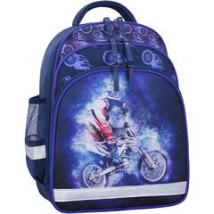 Рюкзак школьный Bagland Mouse 225 синий 507 (00513702)