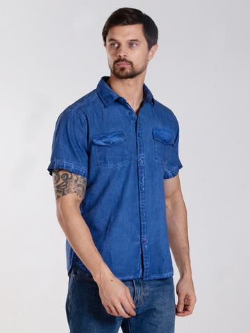 Рубашка к/р муж.  M012-01C-51GS SAHARA
