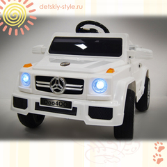 Mercedes G Style