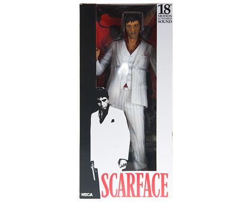 Scarface - Tony Montana with Sound 18