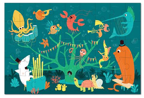 Игровой набор Krooom Морские животные