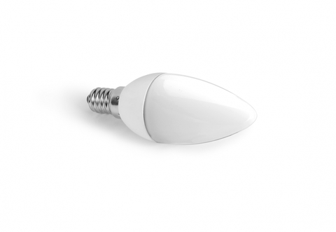 Лампа светодиодная FС37-5 Вт-220 В -3000 К–E14 TDM