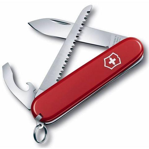 Нож перочинный Victorinox Walker (0.2313) 84мм красный