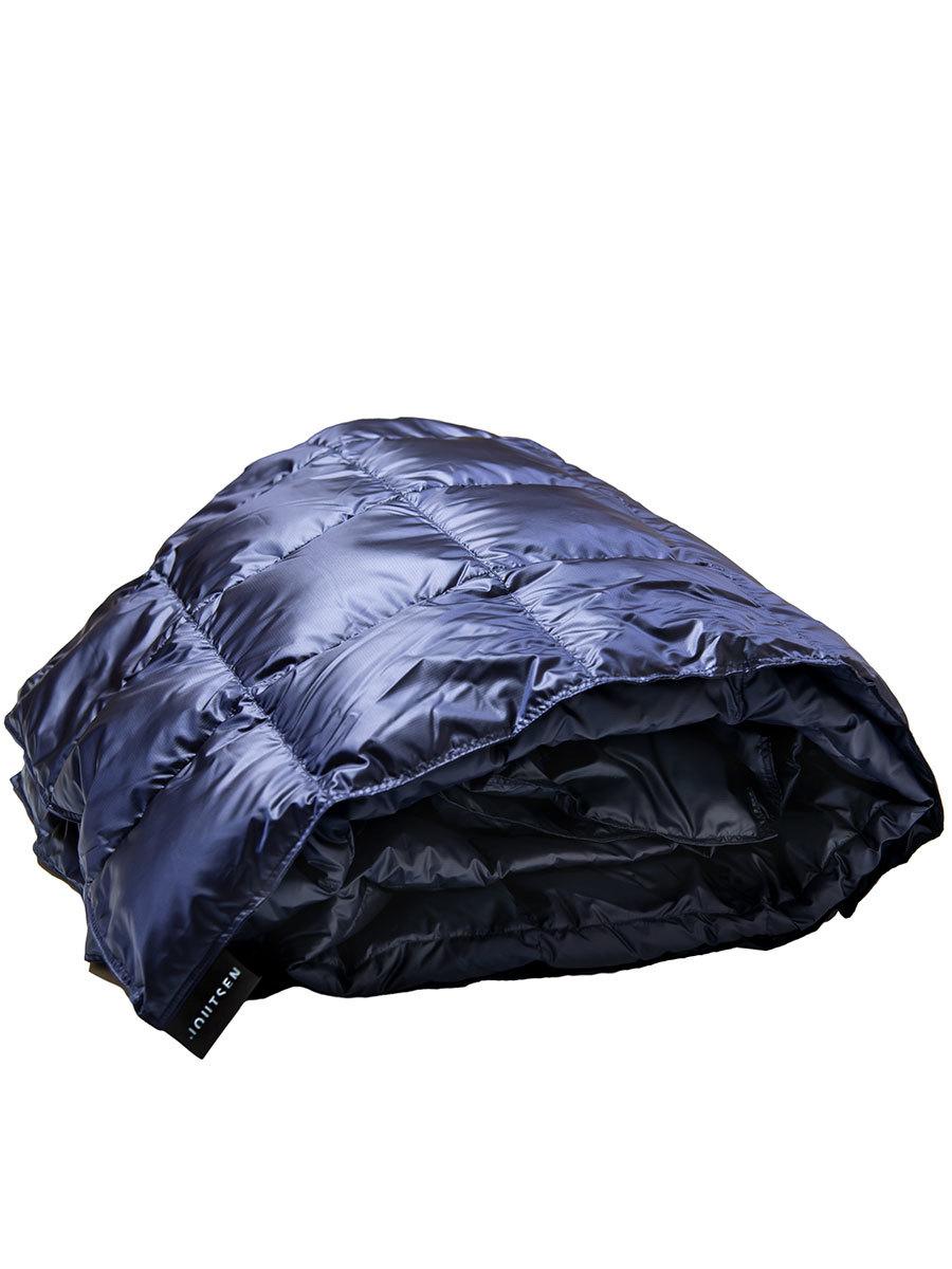 Joutsen одеяло-плед Kulkuri темно-синий - Фото 1