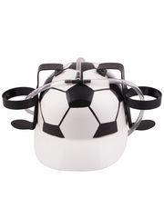 Каска с подставкой под банки «Футбол», фото 4