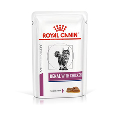 Royal Canin Renal , с курицей 85 г