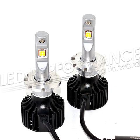 Комплект автомобильных светодиодных ламп D2S/D4S