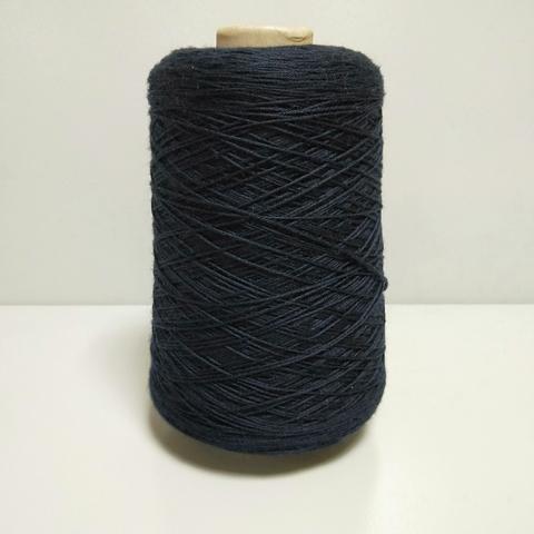 Mistral, Меринос 100%, Черно-синий, 4/14, 350 м в 100 г