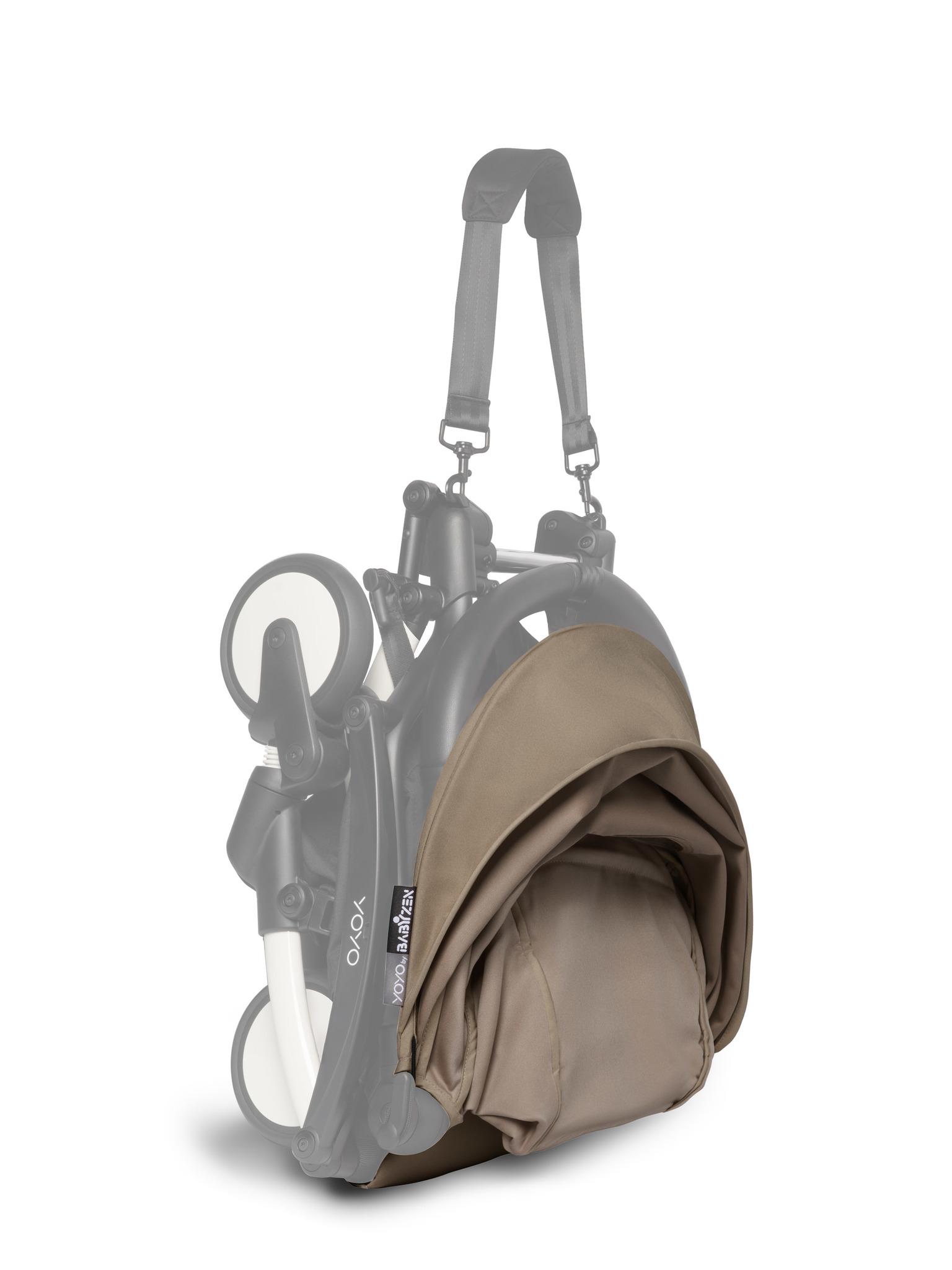 Текстиль сменный для колясок YoYo+ 6+ Taupe Кротовое