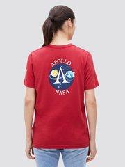 Футболка Alpha Industries Apollo Женская (Красная)