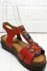 Модные сандали на платформе Rifellini Rovigo 375-1161 Rad.