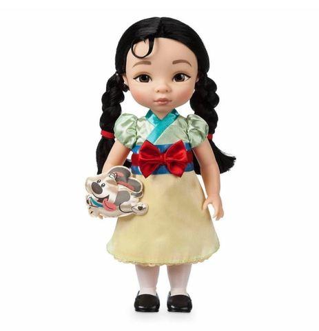 Мулан, Disney Animators (Дисней Аниматорс), 38 см ПРЕДЗАКАЗ НОЯБРЬ