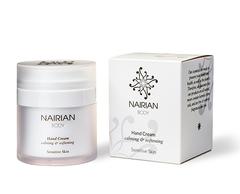Крем для рук для чувствительной кожи, Nairian