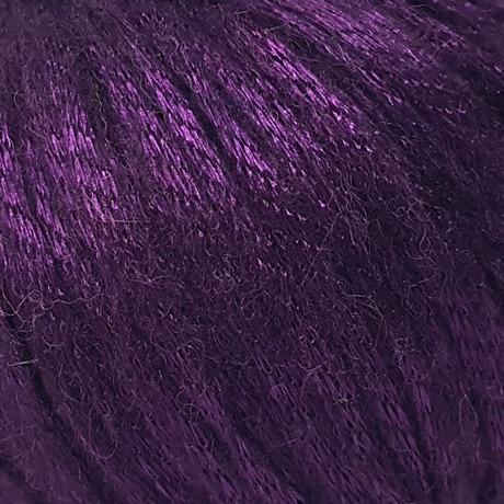 Пряжа Gazzal Rock n Roll 13911 фиолетовый