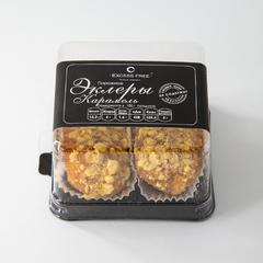 """Пирожное """"Эклер  со вкусом карамели"""" 50 г"""