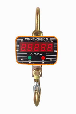 Весы электронные крановые TOR OCS-3-T 3T, шт