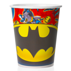 Стаканы Бэтмен, 6 шт. (250 мл)