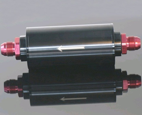Топливный фильтр 40 микрон AN 8 Fuel Filter