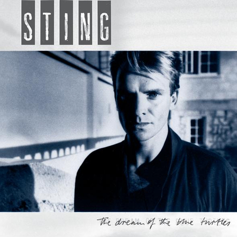 Sting / The Dream Of The Blue Turtles (LP)