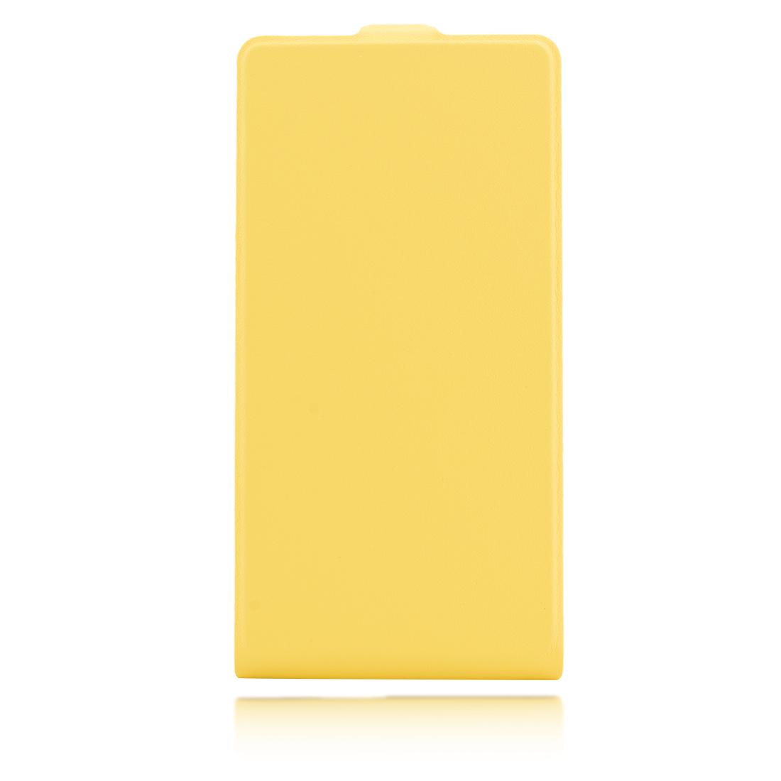 Флиппер жёлтый для Xperia Z5 Compact купить в Sony Centre Воронеж