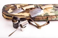 Шашлычный набор Камуфляж, Кизляр, фото 2