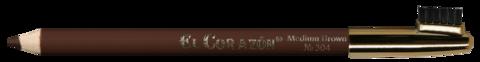El Corazon карандаш для бровей 304 Medium brown