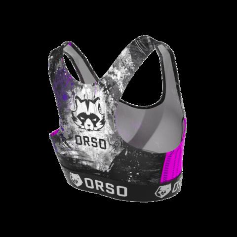 купить топ женский orso viola без рукавов рукавов для фитнеса единоборств занятий спортом
