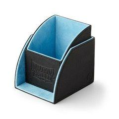 Dragon Shield - Чёрно-синяя коробочка Nest (100 карт)
