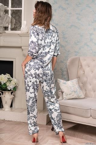 Комплект женский с брюками Mia-Mella  PAULINA Паулина 8166