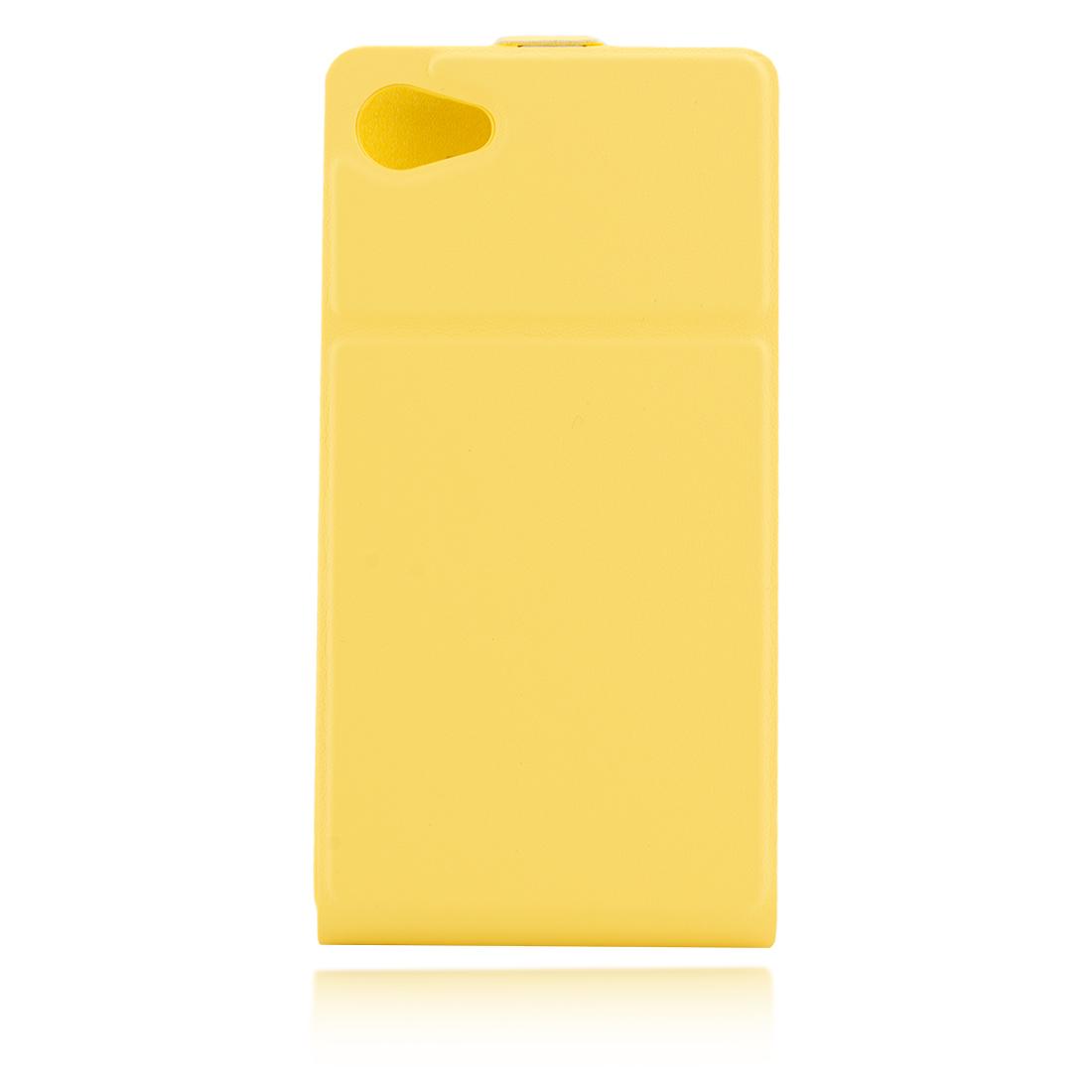 Флиппер жёлтый для Xperia Z5 Compact в Sony Centre Воронеж