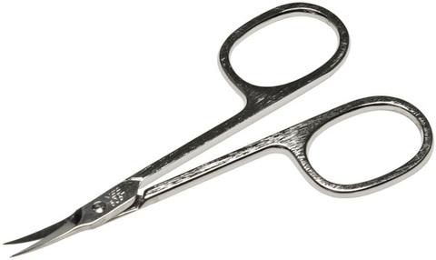 Ножницы 9 см узкие для кожи Titania