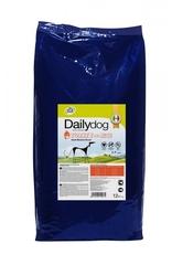 Сухой корм DailyDog Adult Medium Breed для взрослых собак средних пород с индейкой и рисом 20 кг