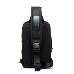 Рюкзак однолямочный Bange BG7079 чёрный