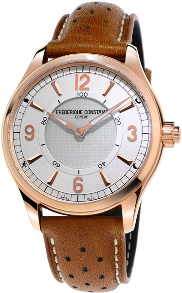 Часы мужские Frederique Constant FC-282AS5B4 Horological Smartwatch