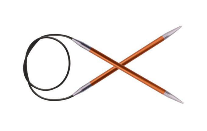 Спицы KnitPro Zing круговые 2.75 мм/40 см 47064