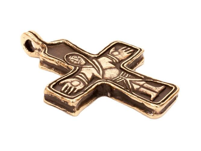 Кельтский стиль Скандинавский крест кулон RH-866.jpg