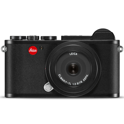 Leica CL Kit Elmarit-TL 18мм f/2.8 Asph Black