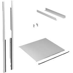 Комплект для бесшовной комбинации приборов 60+45см Neff Z11SZ90X0 фото