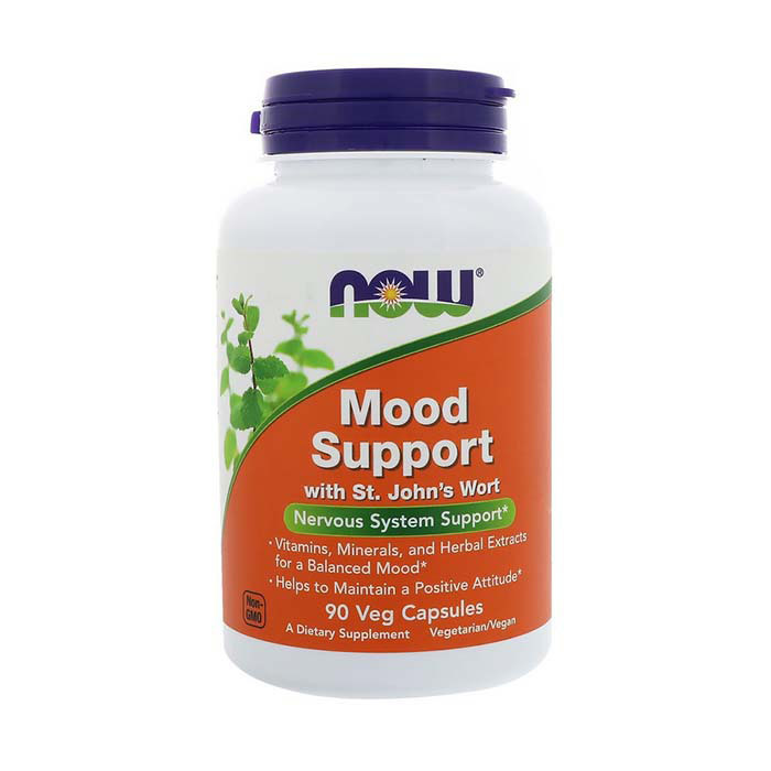Mood Support with St. John's Wort