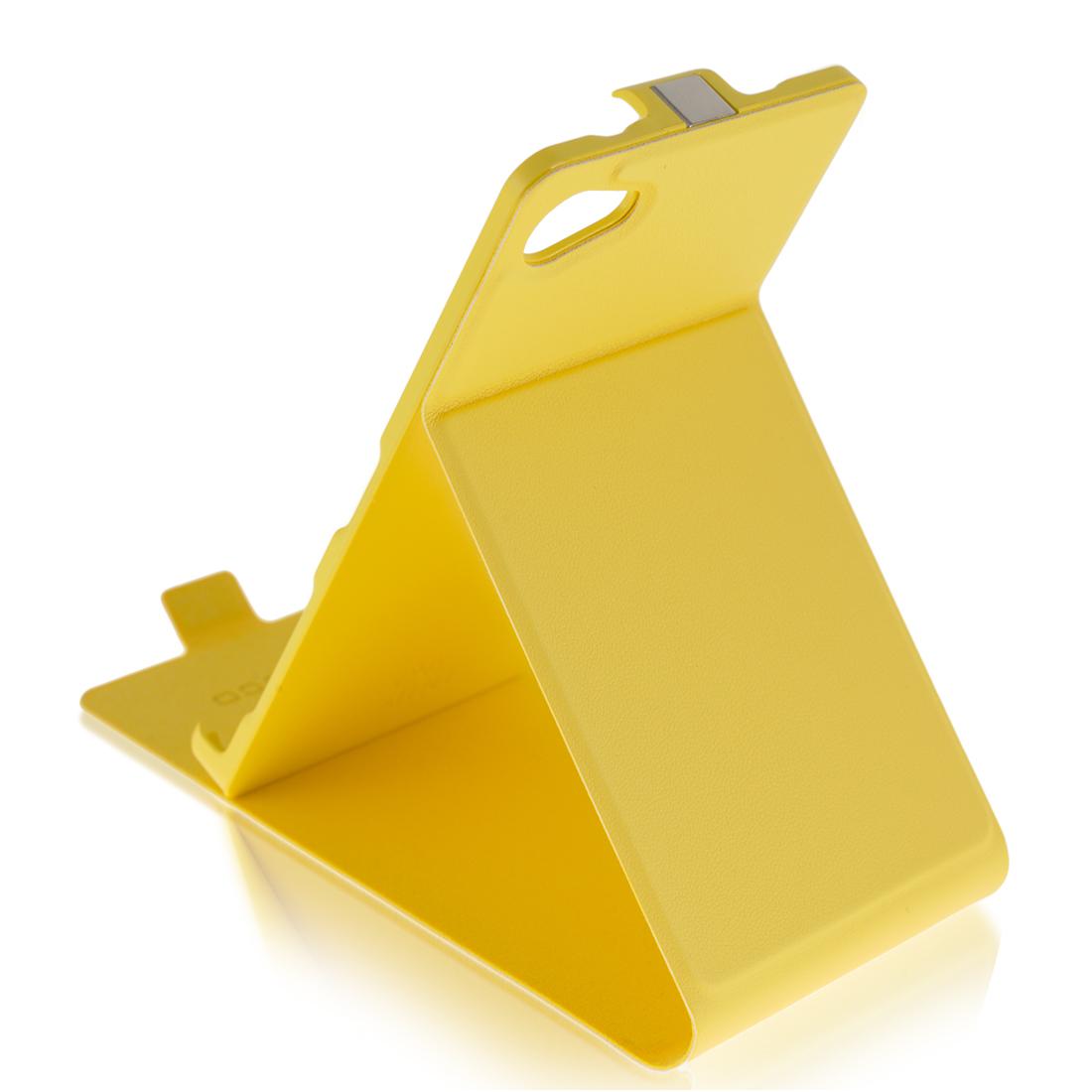 Флиппер жёлтый для Xperia Z5 Compact в Sony Centre