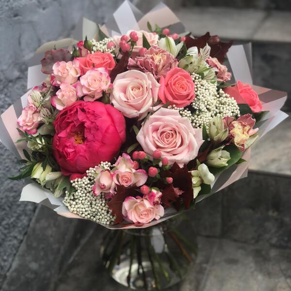 Букет цветов 389