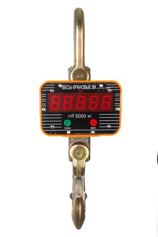 Весы электронные крановые TOR OCS-5-T 5T, шт